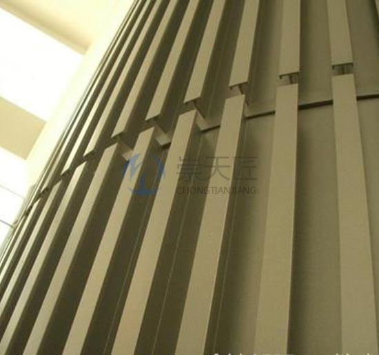 长城型铝单板