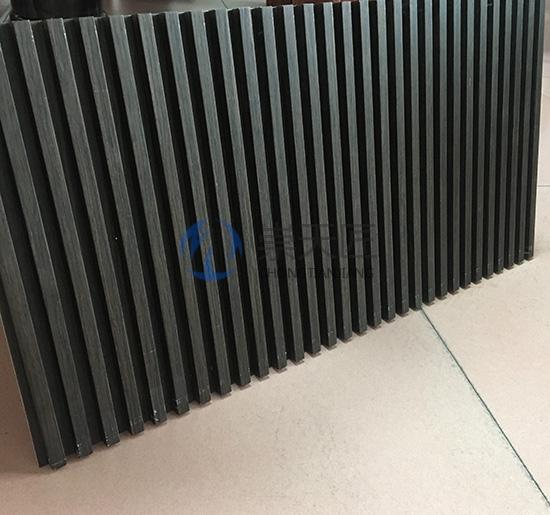 定制长城型铝单板