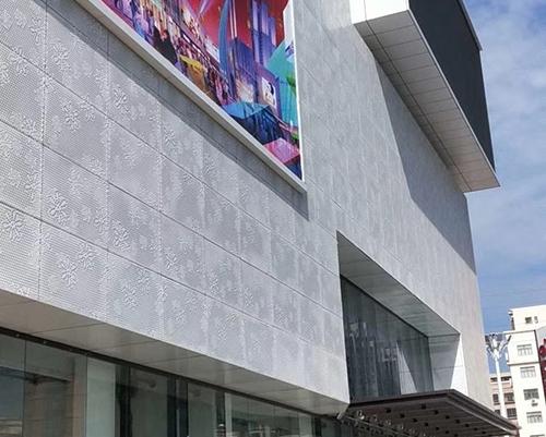 外墙装饰造型板