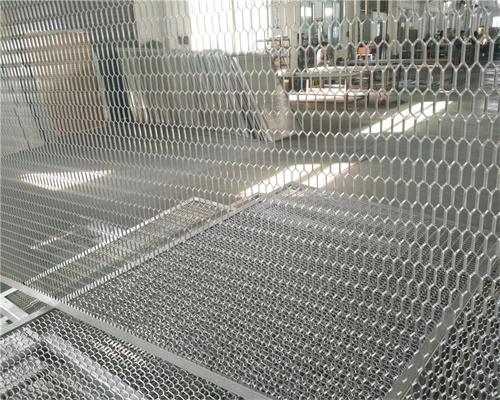 冲孔铝网板定制