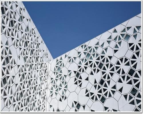 雕花铝单板外墙装潢