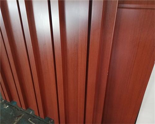 木纹铝单板装饰