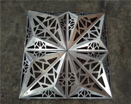 镂空铝单板定制