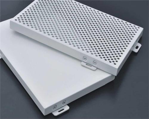 室外冲孔铝单板