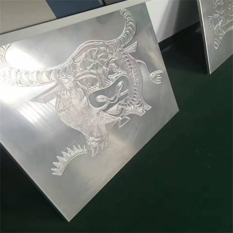 浮雕铝单板装饰