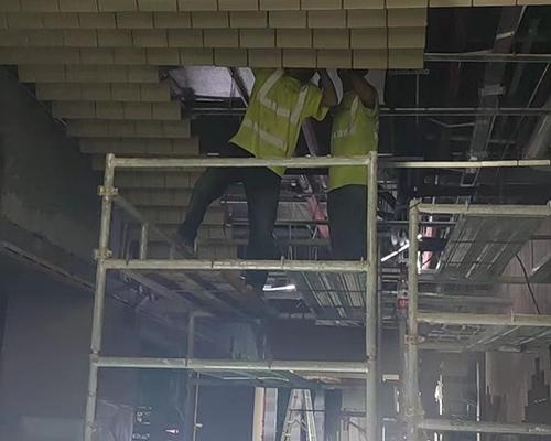 吊顶造型铝单板