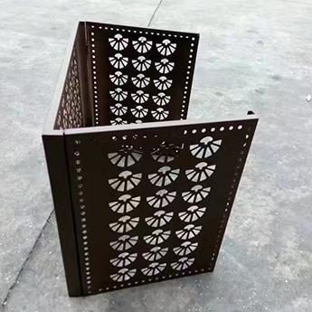 雕花空调罩铝板