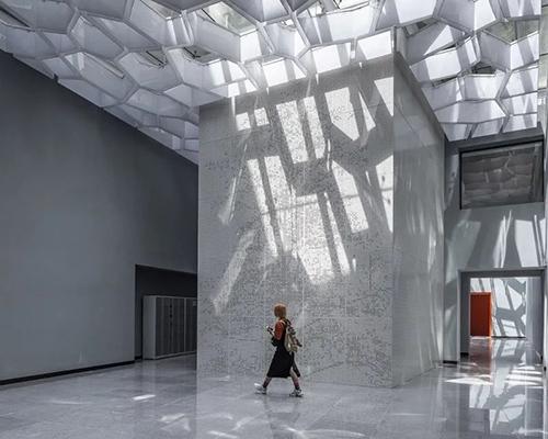 室内艺术铝板